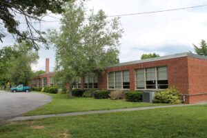 Former Price's Fork Elementary School in 2012.