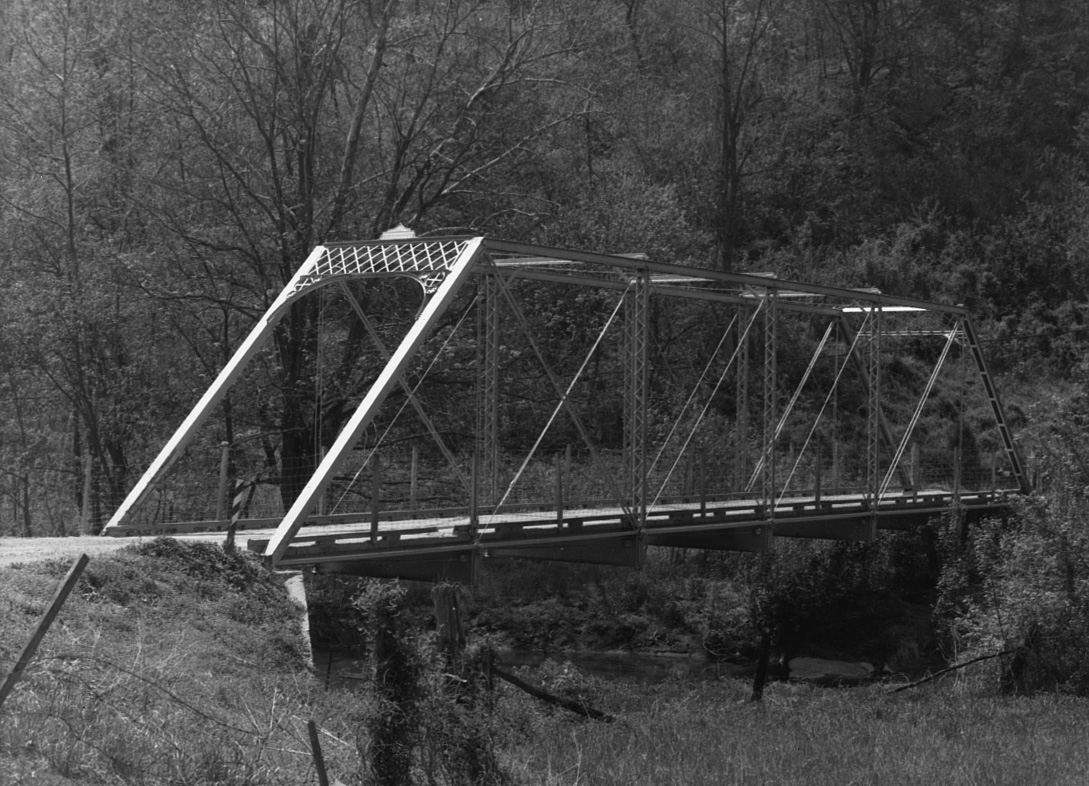 Bridge over North Fork of the Roanoke River