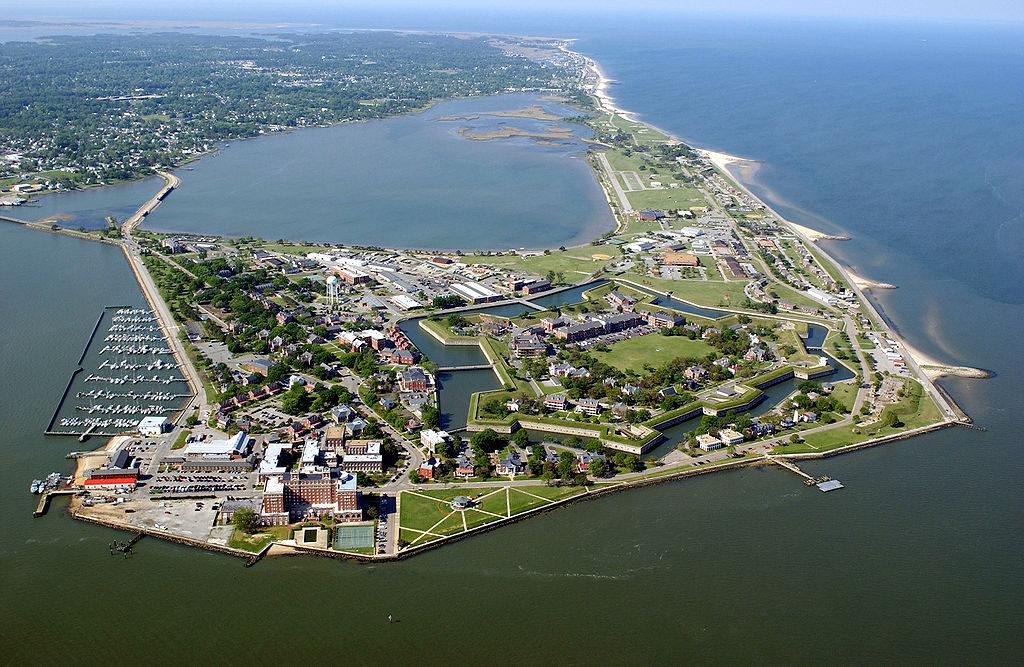 Fort_Monroe_Aerial