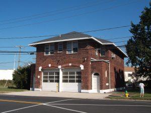 Norfolk Fire Station No. 12, restored in 2019.