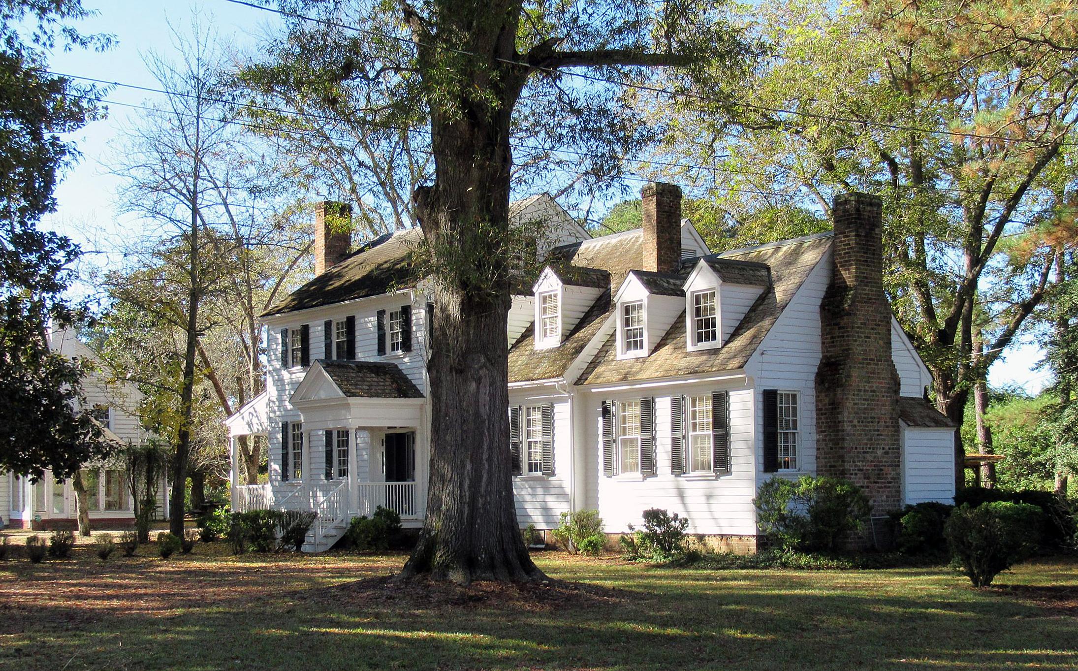 Courtland Historic District