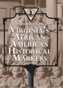 Front cover of the new guidebook to African American historical markers