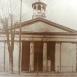 St. John's Church original building