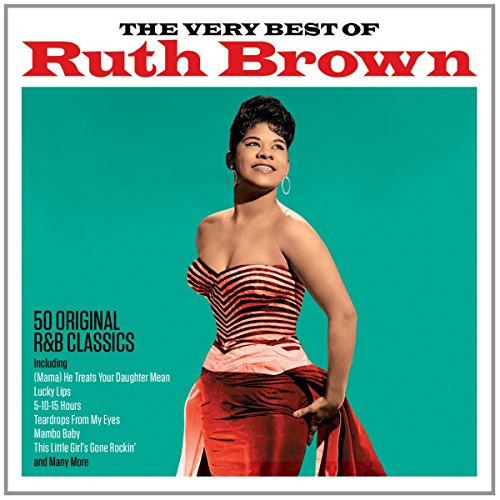 Cover of Ruth Brown LP record album
