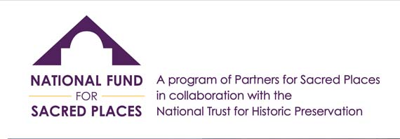 National Fund for Sacred Places logo