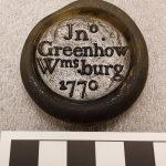 Bottle seal artifact