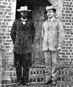 John Chilembwe in 1914.