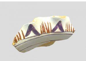 Tin-glazed artifact