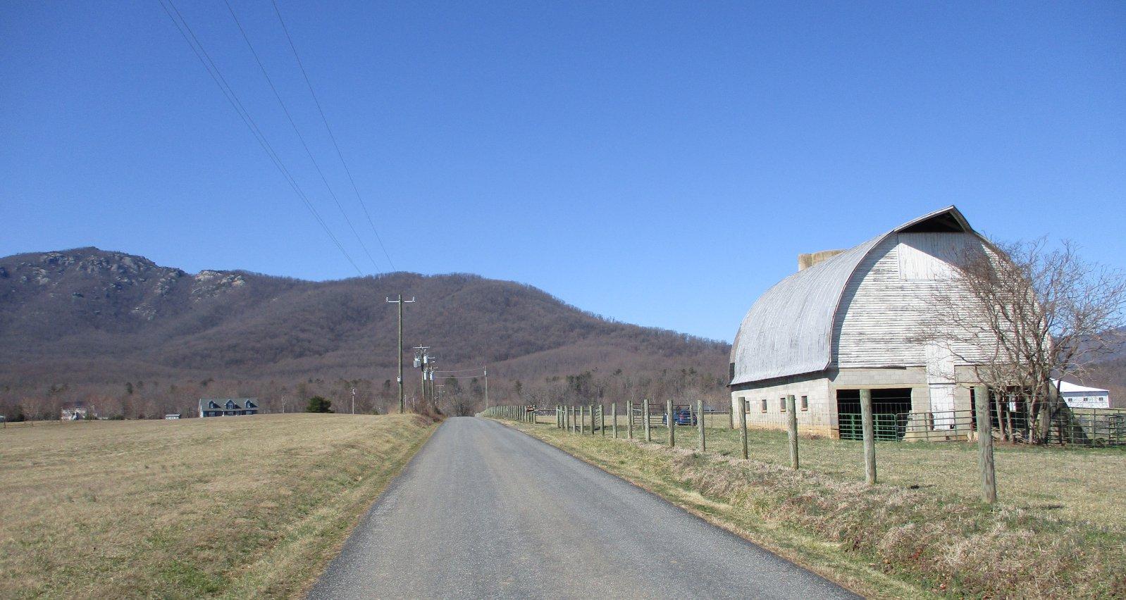 Coates Barn