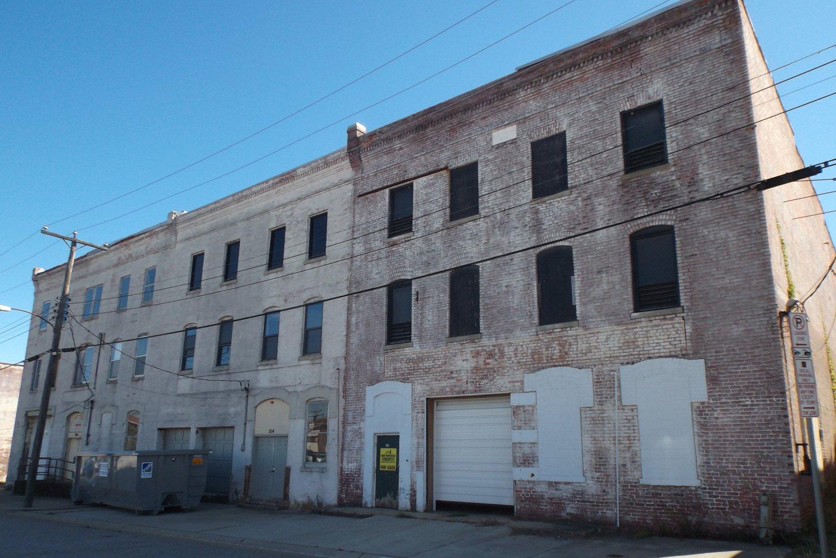 Walker-Wilkins-Bloxom Warehouse Historic District