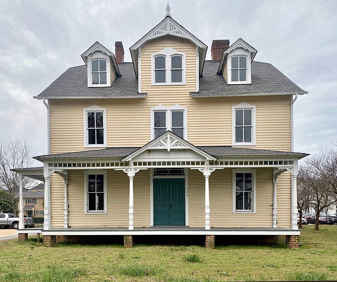 Armistead House