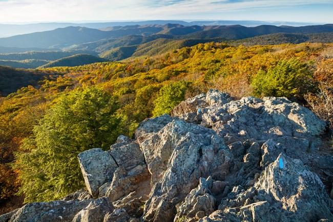 Shenandoah Nat Park Brett Raeburn NPS image