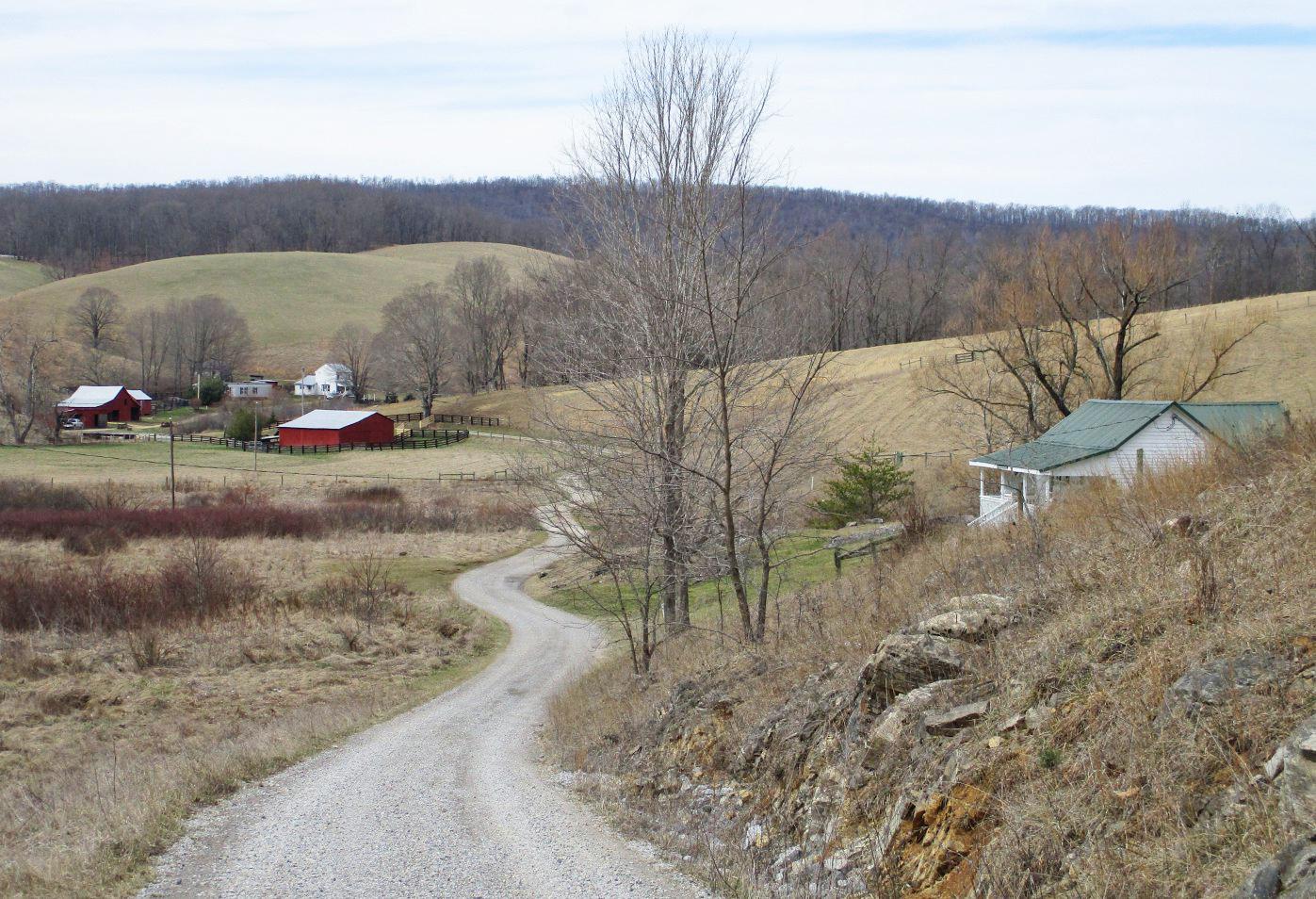 Craig County Poor Farm