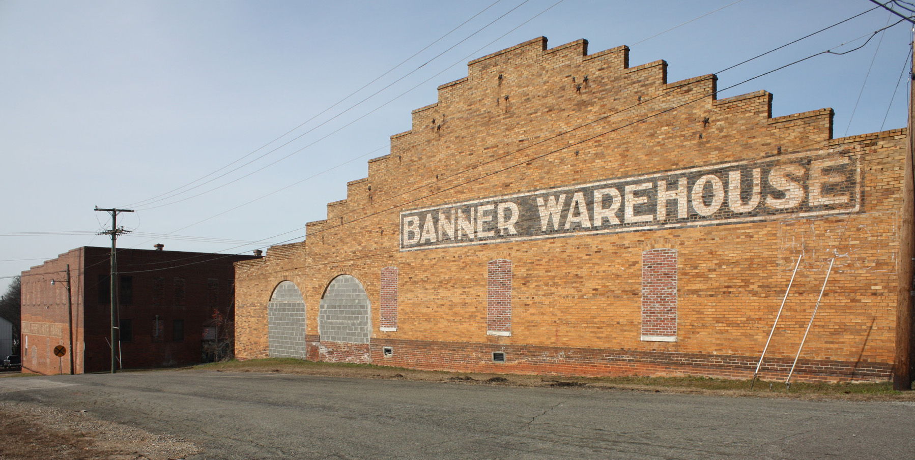 Chase City Warehouse and Commercial Historic District