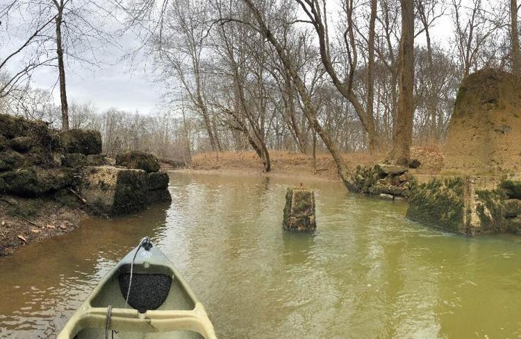 survey appomattox river