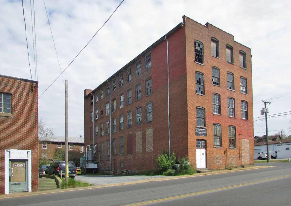 Dewitt-Wharton Manufacturing Company Building