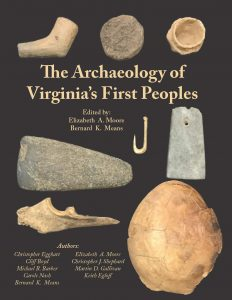 Cover of The Archaeology of Virginia's First People