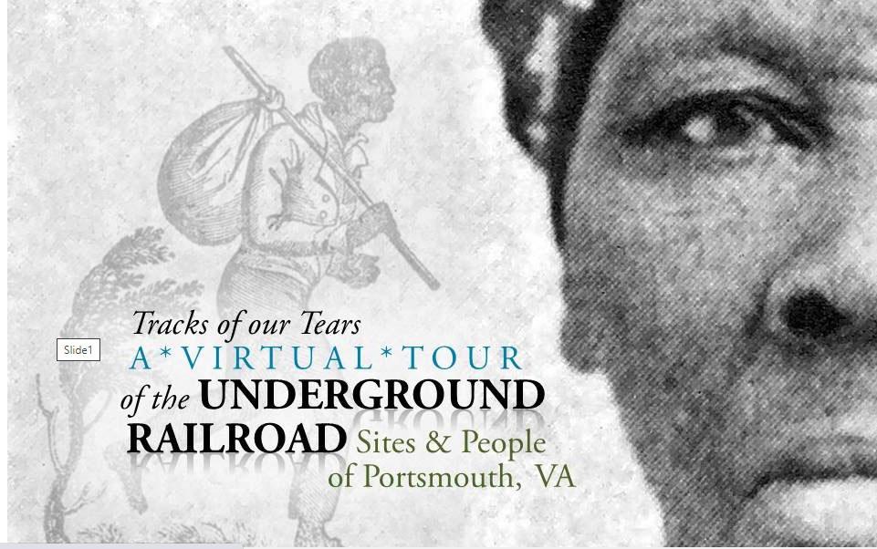 Portsmouth Underground RR Tour