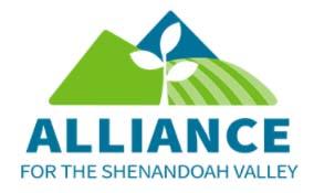 Alliance of Shen Valley logo