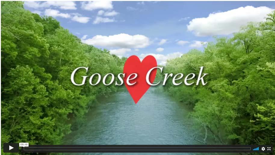 Goose Creek vid