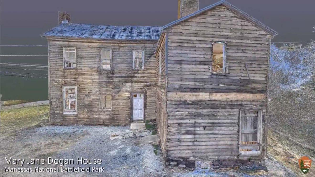 Mary Jane Dogan House NPS