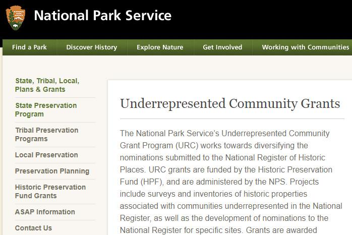 NPS-UnderRepComm