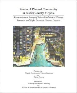 Cover of Reston Survey Report