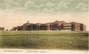 Undated postcard image of CSH.