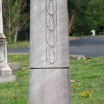 Egptian column.
