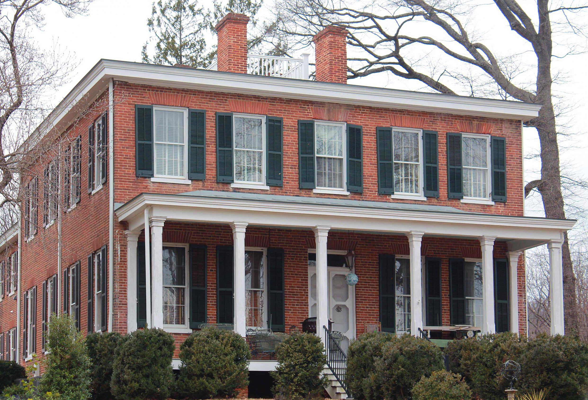Bernard Hough House