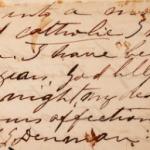 Image of a handwritten letter