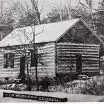 Historical image of Morgan's Church
