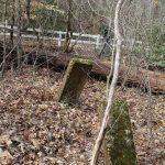 headstones and footstones
