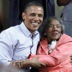 Barack Obama and Virginia Shelton