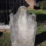 Eroded graveston.