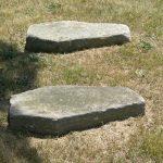 Hexagonal shaped capstone