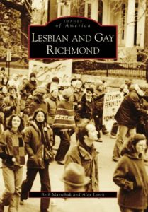 Lesbian and Gay Richmond book cover