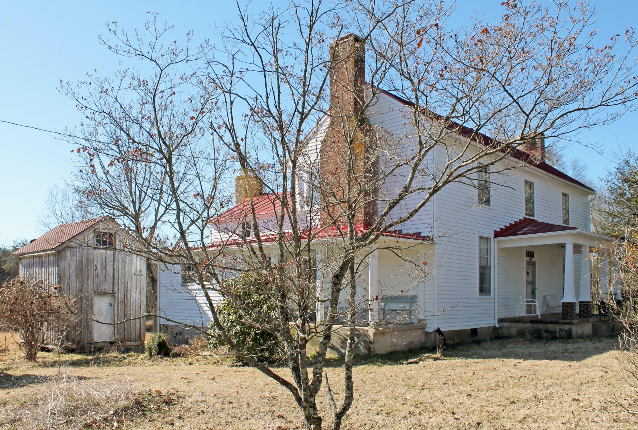 Royster C. Parr House