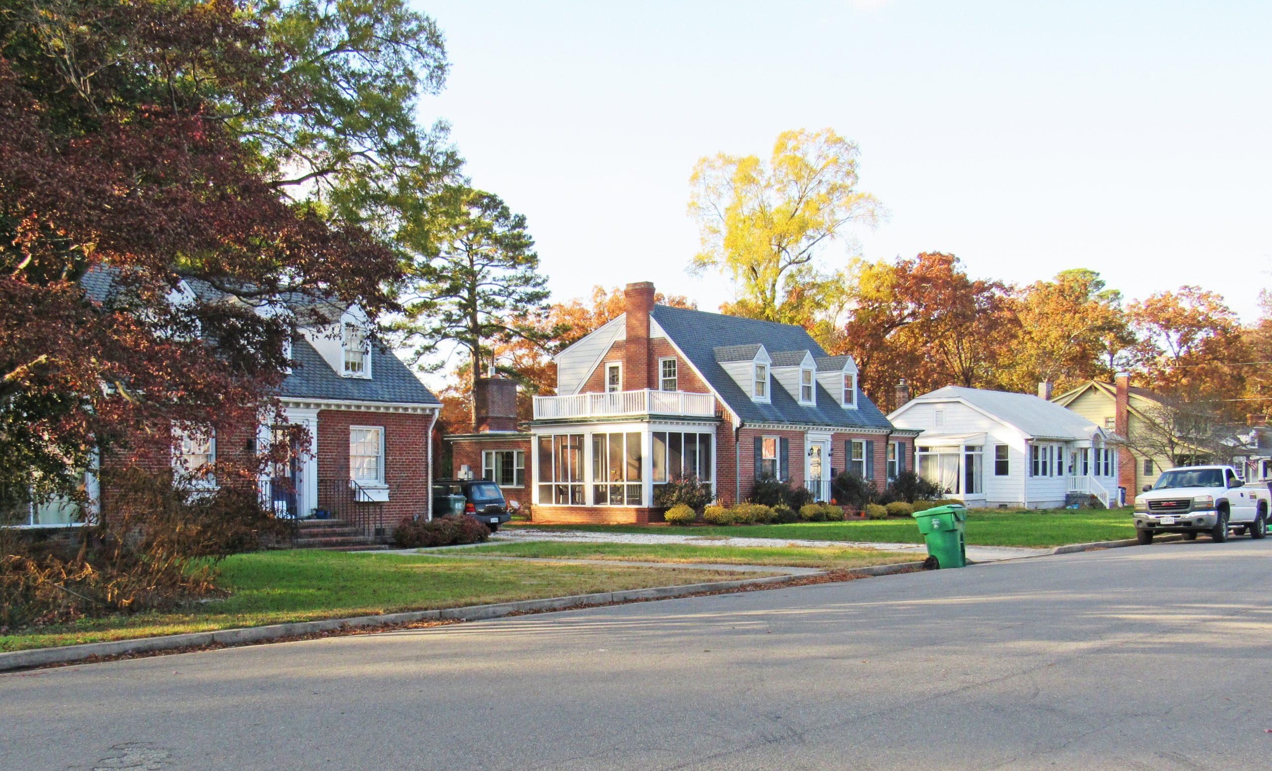 Fairfield-Sandston Historic District