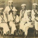 Filipino sailors