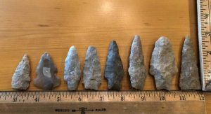 Points found in Isle of Wight Co.