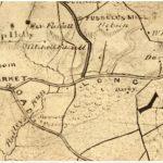 1864 Map of Long Bridge Road